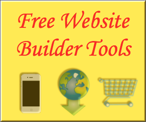 Free Site Builder Tools