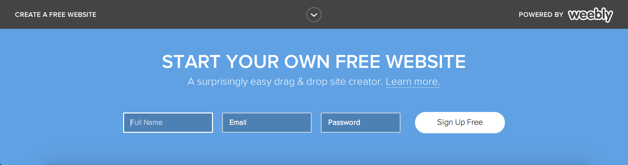 Remove Free Weebly Footer and Add Custom Links » WebNots