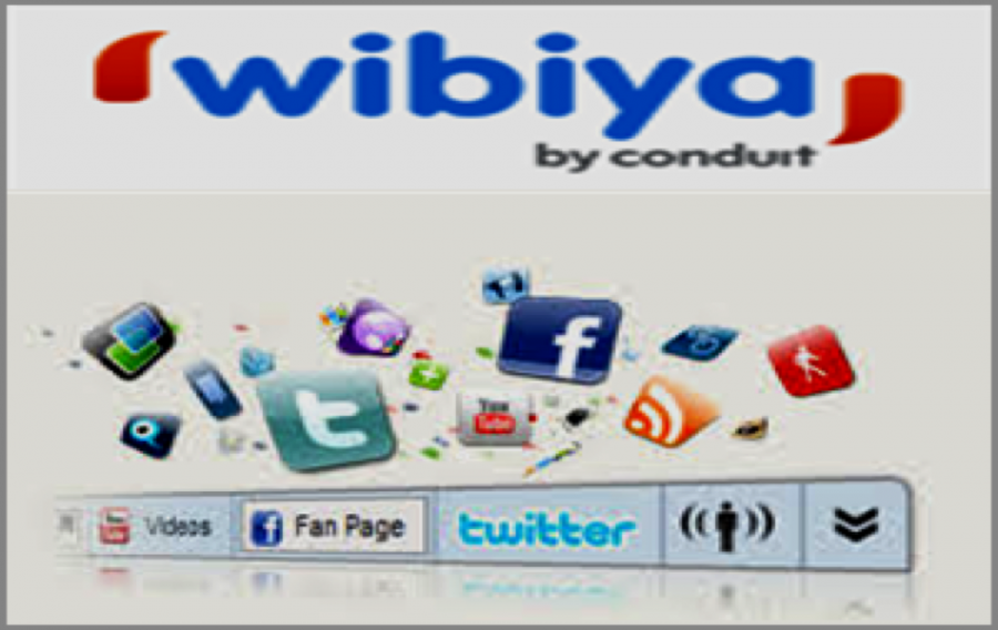 Wibiya Web Toolbar