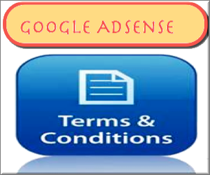 AdSense Terms & Conditions