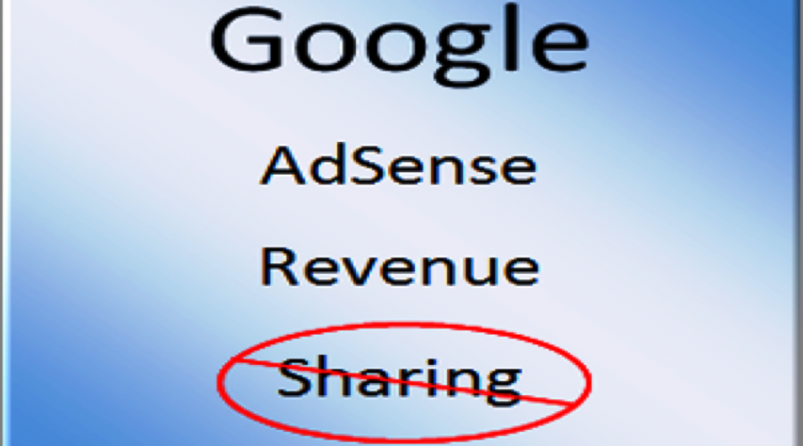 How to Avoid AdSense Revenue Sharing?