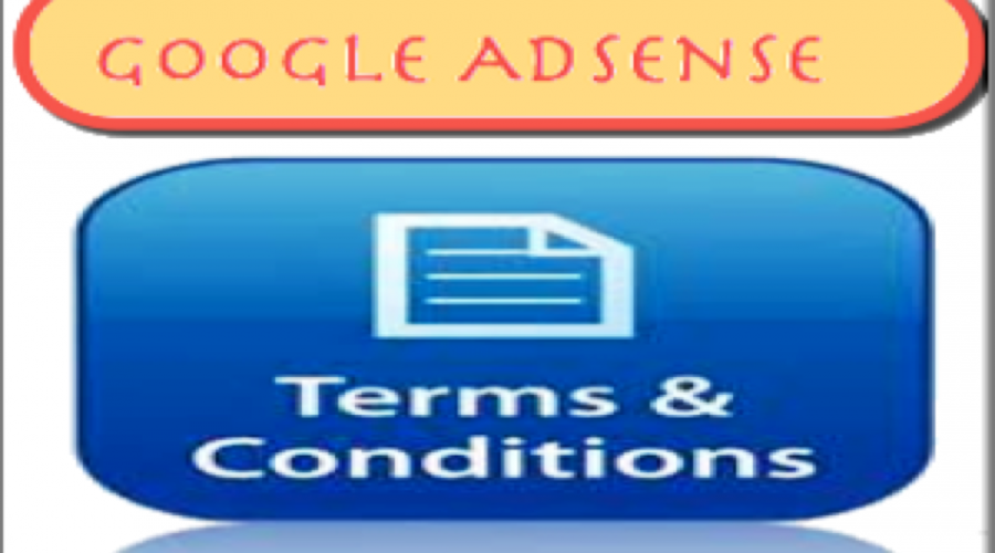 12 AdSense Terms and Conditions All Publishers Should Know