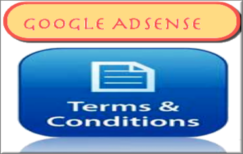 Google AdSense Terms and Conditions for Publishers
