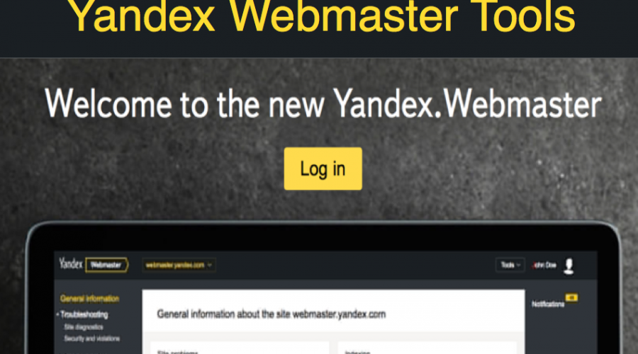 Guide to Yandex Webmaster Tools