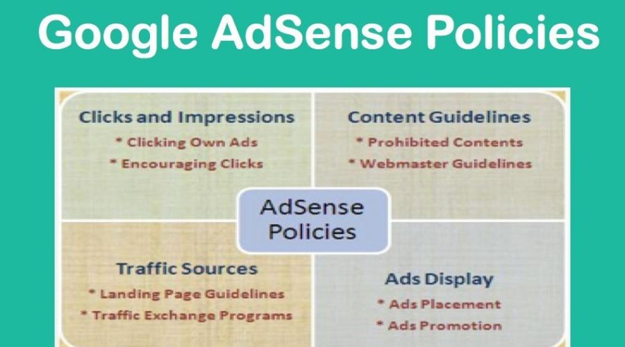 Google AdSense Policies for Publishers