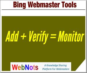 Bing Webmast... Bing Webmaster