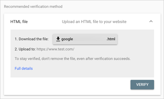 HTML File Upload Method