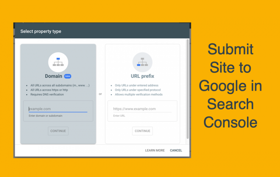 How to Submit Your Site to Google?