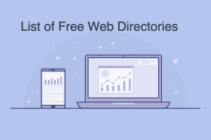 List of Free Web Directories