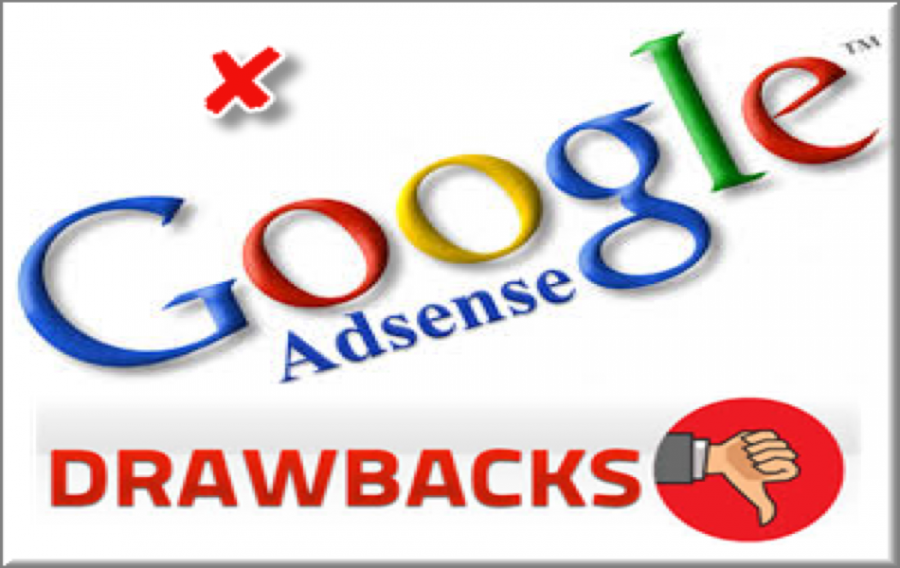 Google AdSense Drawbacks
