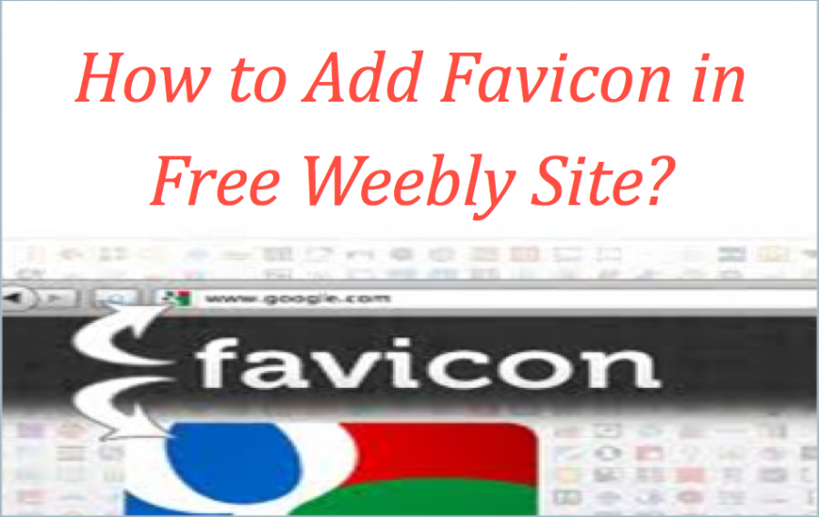 How to Add Favicon in Free Weebly Site?