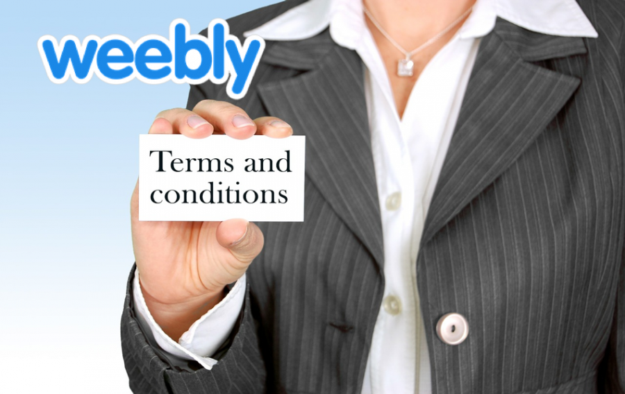 Weebly Terms and Conditions