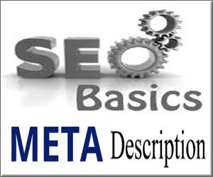 SEO for Meta Description