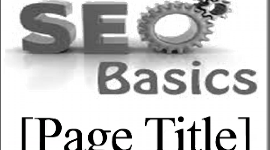 SEO for Page Titles