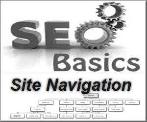 SEO for Site Navigation