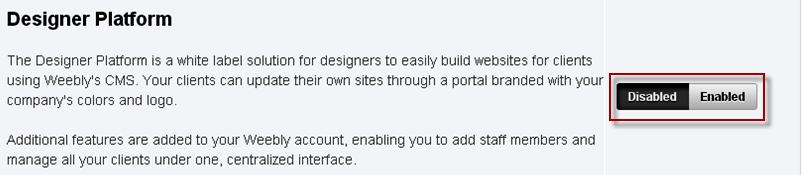 Weebly Designer Platform - WebNots