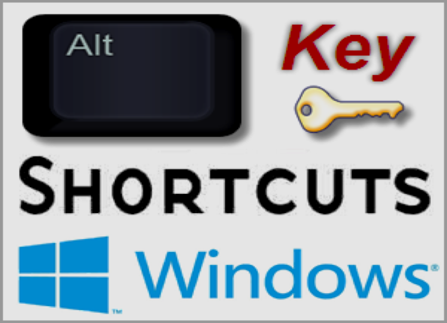 ALT Key Windows Shortcuts
