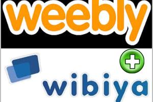 Add Wibiya in Weebly Site