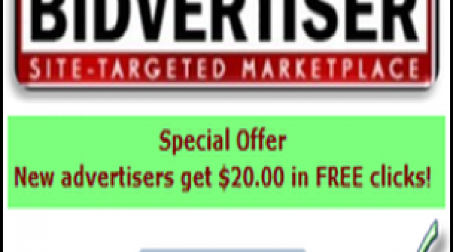 Basics of Bidvertiser Advertising