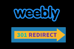 How to Setup 301 Redirect in Weebly Site?