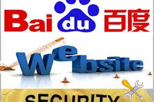Baidu Site Security Tools