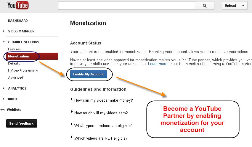 Youtube video एक साथ monetize कैसे करें