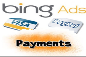 Bing Ads Payment Methods