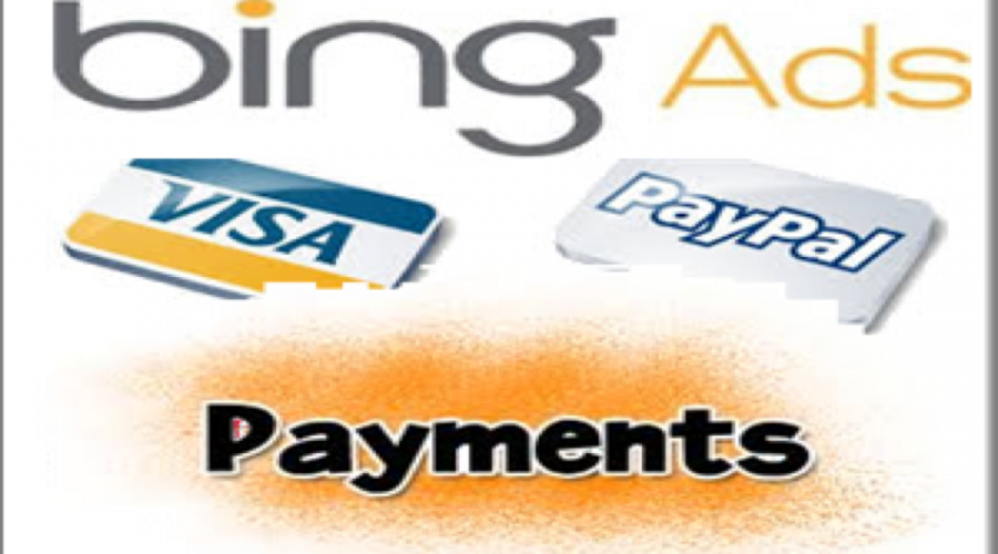 What are the Payment Methods Accepted in Bing Ads?