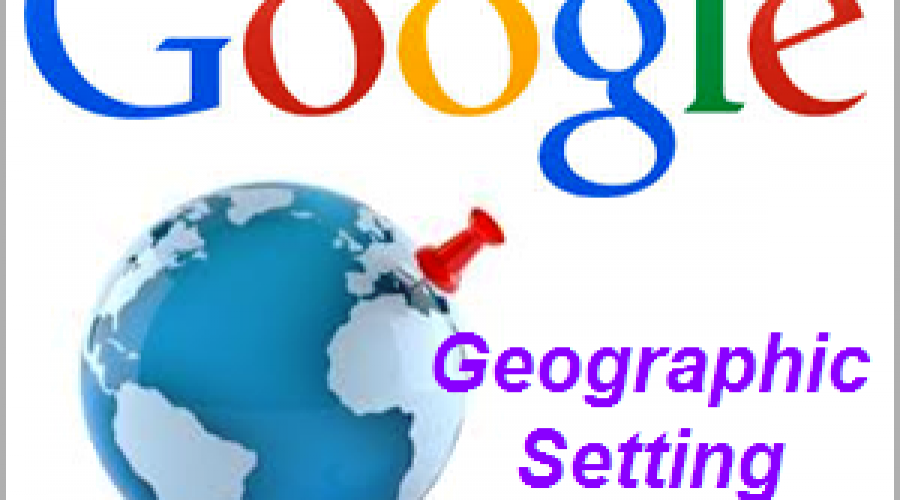 What is the Impact of Geographic Settings in Google Webmaster Tools?