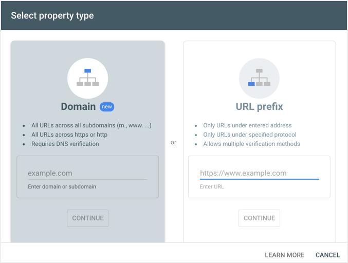 Submit URL Prefix