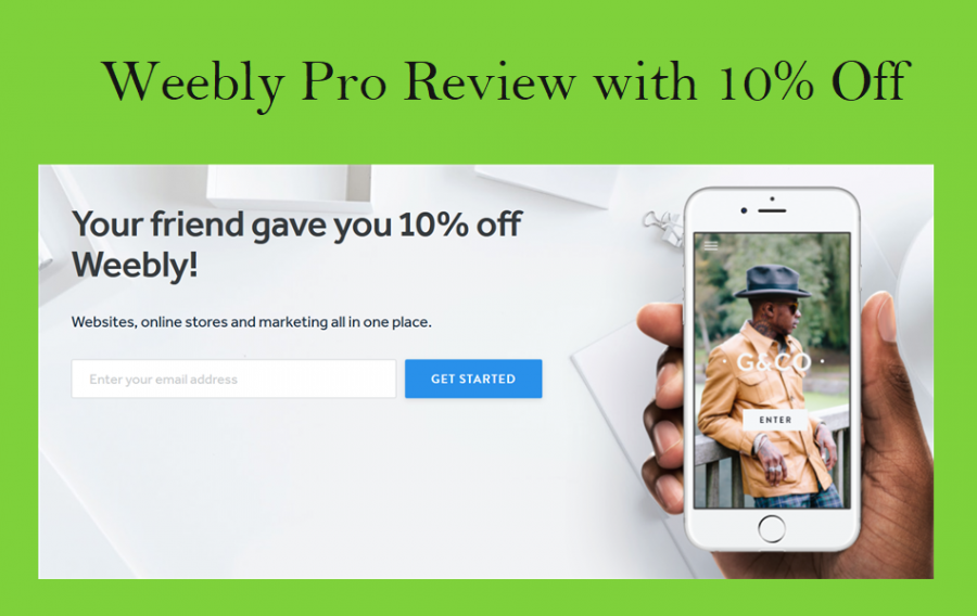 Weebly Pro Features and Pricing Review