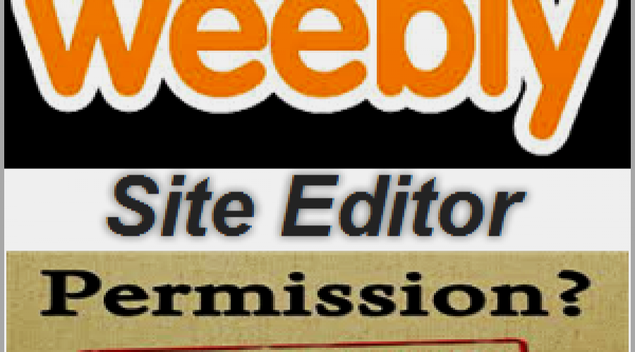 How to Add Multiple Editors in Weebly Site?