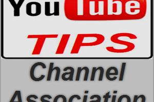 YouTube Channel Association
