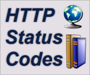 HTTP Status and Error Codes Explanation