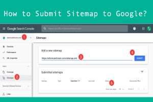 How to Submit Sitemap to Google?