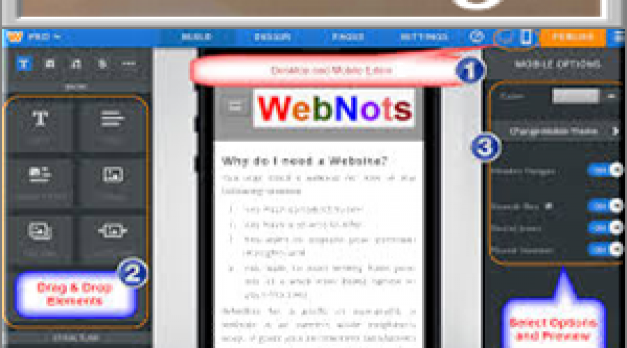 How to Create a Free Weebly Mobile Site?