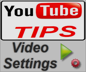 Increase Website Traffic from YouTube Video Settings