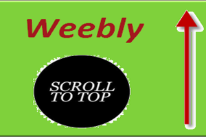 Add Scroll to Top in Weebly