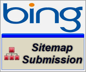 Bing Sitemap Submission