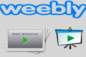 Create Weebly Header Slideshow