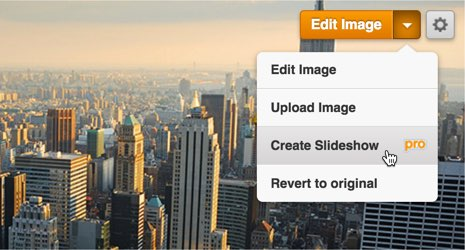 Creating Header Slideshow
