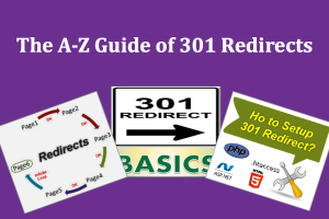 The A-Z Guide of 301 Redirects