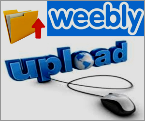 Weebly File Upload Options for Pro and Free Users