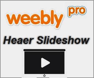 Weebly Pro Header Slideshow