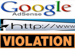 URL Violation in Google AdSense