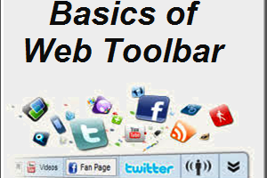 Basics of Web Toolbar