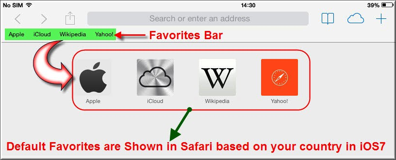 how to set safari as default browser