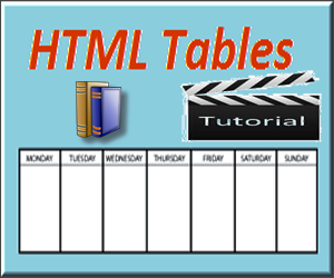 HTML Tables Tutorial