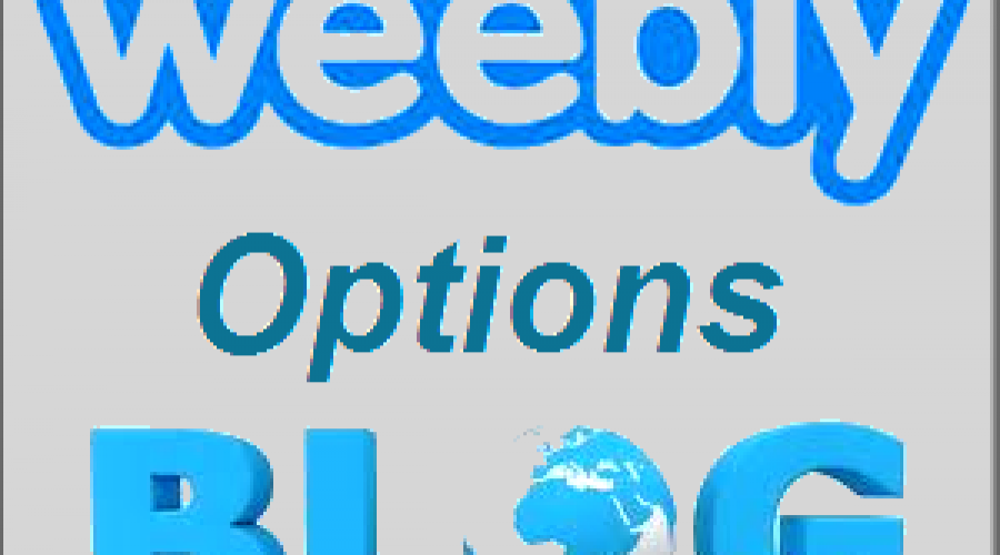 Weebly Blog Elements