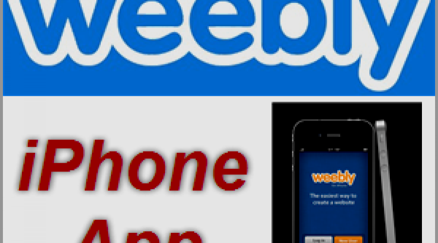 Weebly iPhone App Features and Review